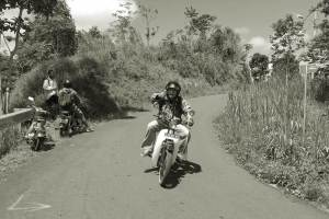 Ancient Bali Tour with Motor Cetul HPI