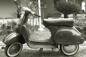 Ancient Bali Tour by Riding Vespa 01