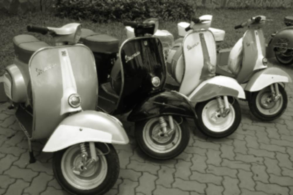 Ancient Bali Tour by Riding Vespa 03