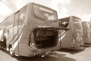 Bus Rent at Bali Kuno 07