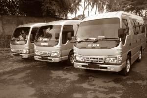 Mini Bus Car Rent at Bali Kuno 04