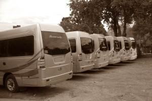 Mini Bus Car Rent at Bali Kuno 06