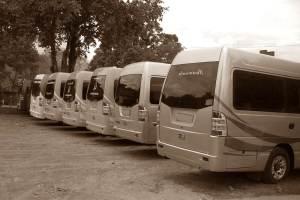 Mini Bus Car Rent at Bali Kuno 07