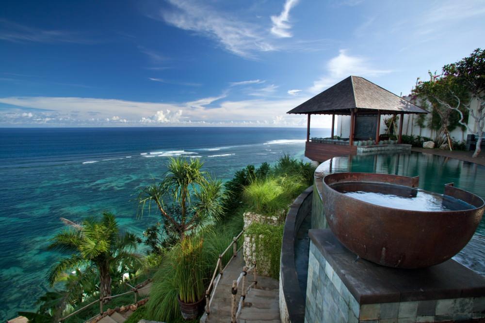 Bali Ocean View Villa Pool Bali Luxury Villas