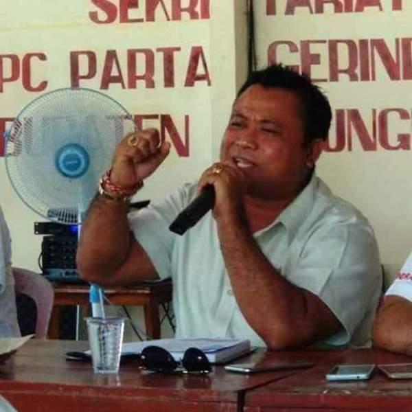 Ketua DPRD Klungkung Wayan Baru