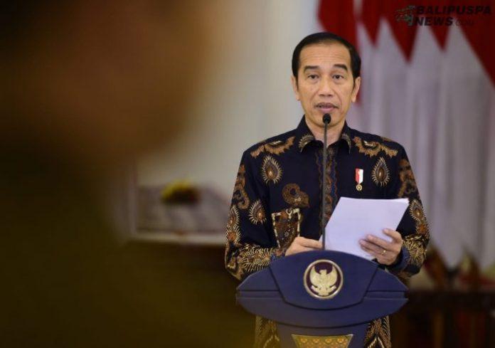 Presiden Joko Widodo mengumumkan bahwa sebagai bagian dari jaring pengaman sosial bagi masyarakat lapisan bawah untuk mengantisipasi dampak Covid-19