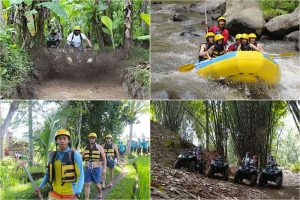 Bali Quad Bike Ayung River Rafting