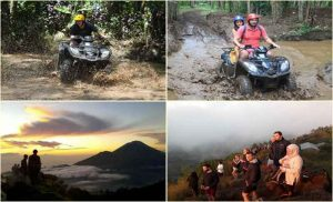 Bali Quad Bike and Mount Batur Sunrise Trekking
