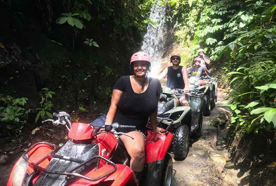 Valley Waterfall ATV and Quad Bike Tour