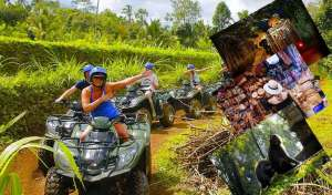 Bali ATV Quad Bike and Night Safari Tour