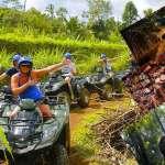 Bali ATV Quad Bike and Night Safari Tour
