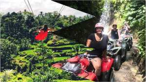 kuber bali atv and jungle swing adventure