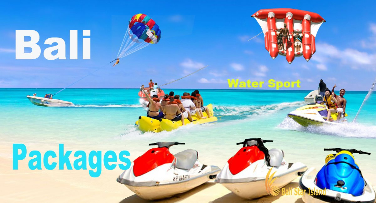 Bali Water Sport Packages – Bali Marine Activities