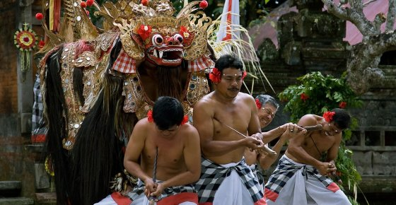 Barong Keris Dance – Batubulan Village