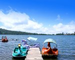 beratan, bedugul, bali, lake, beratan lake, bedugul lake, bedugul bali, places, places of interest, bali places of interest, canoe, rental