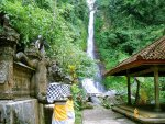 gitgit, singaraja, bali, waterfalls, gitgit waterfall, singaraja bali, places, places to visit