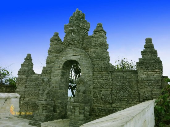 uluwatu, bali, temple, hindu, places, places of interest, places to visit, entrance, gateway