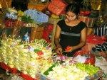 offerings, badung, traditional, market, denpasar, city, traditional market, badung traditional market, denpasar market
