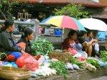 vegetable, seller, badung, traditional, market, denpasar, city, traditional market, badung traditional market, denpasar market
