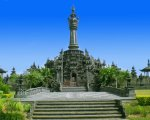 bajra sandhi, denpasar, city, bali, places, places of interest, bali places of interest