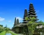 building, taman ayun, taman ayun temple, mengwi, bali, places, places of interest