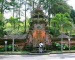 entrance gate, tampak siring, bali, holy, water, temple, tampak siring temple, holy spring temple