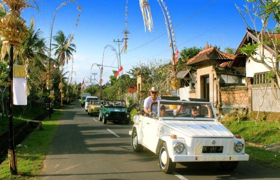 Penglipuran Tampak Siring Expedition | Bali VW Safari Tours