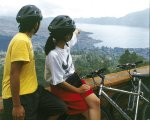 true, balinese, experience, mountain, cycling, adventures, bali cycling, ayung river