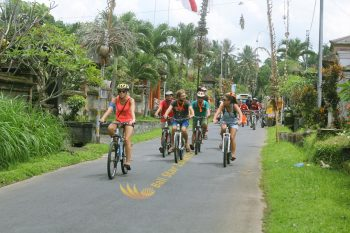 cycling treasure hunt, cycling, bali, bali team buildings
