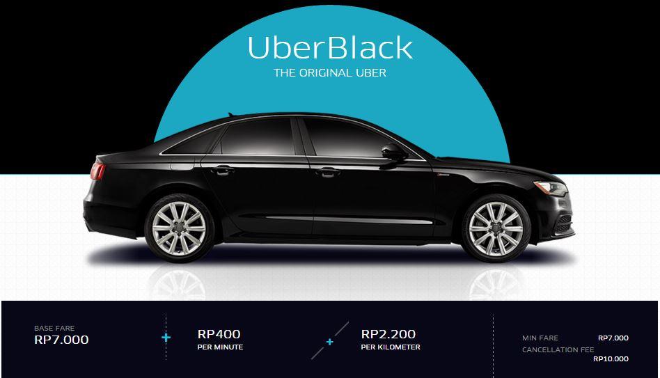 Uber Bali Black