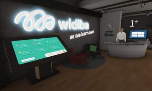 Widiba, banca virtuale