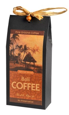 Bali Coffee Dark Roast 150g