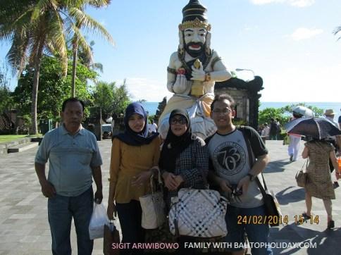 LIBURAN SIGIT FAMILY KE BALI
