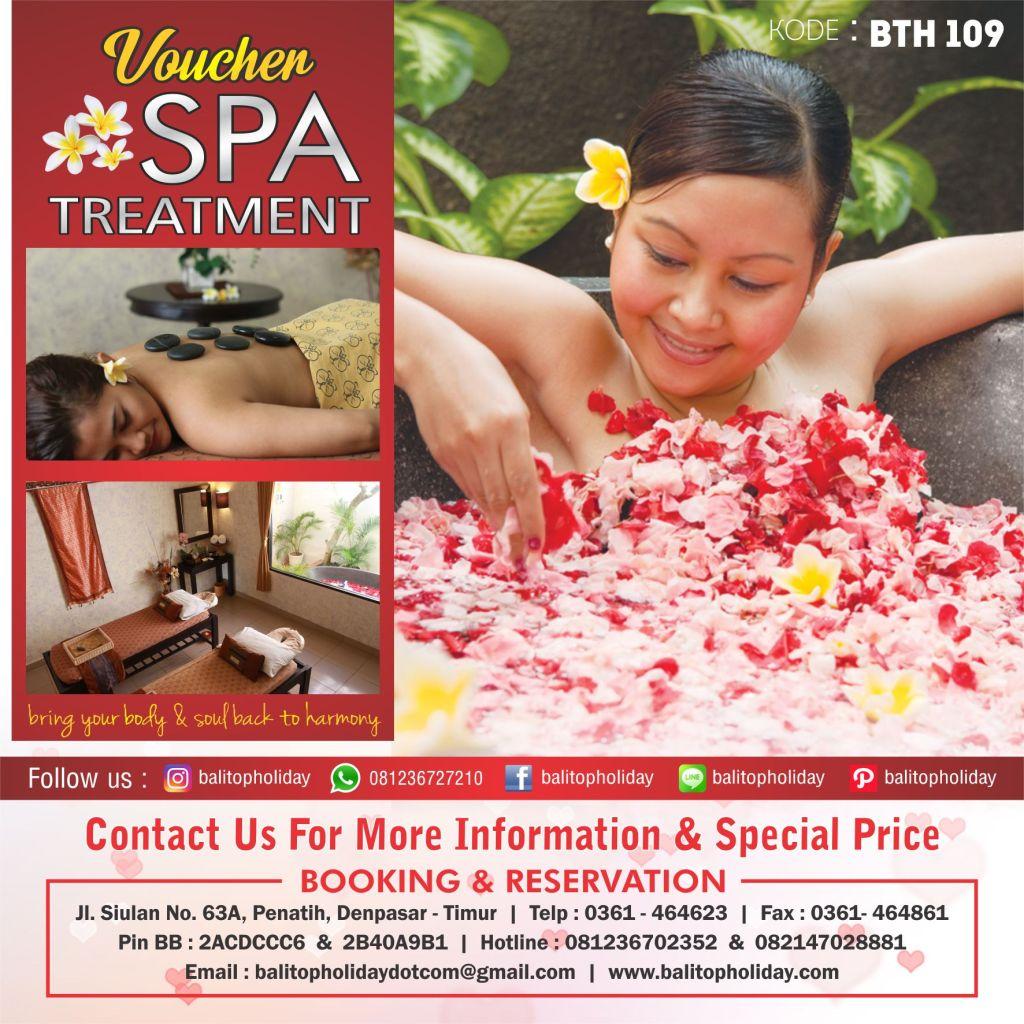Paket spa di Bali