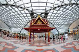 bandara suvarnabhumi bangkok