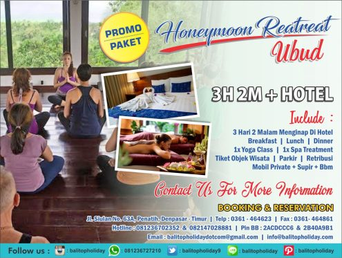 paket-honeymoon-bali-yoga-retreat