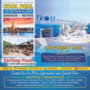 paket tour bali thailand