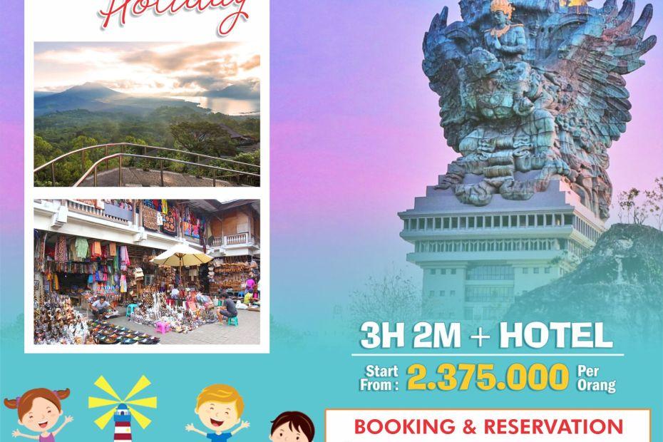 Paket liburan ke Bali - Promo Liburan Sekolah