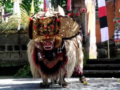 Barong Bangkung