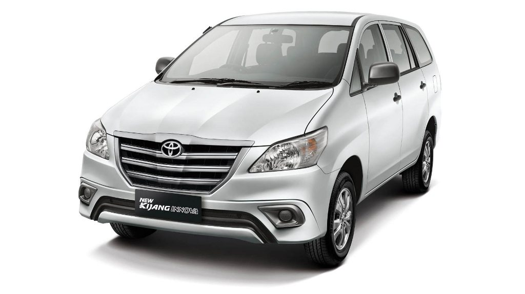 harga mobil all new kijang innova 2017 alphard 2018 indonesia toyota car charter comfortable air conditioned tourist