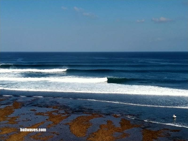 BALI SURF & WEATHER REPORT 23rd - 25th August 2020