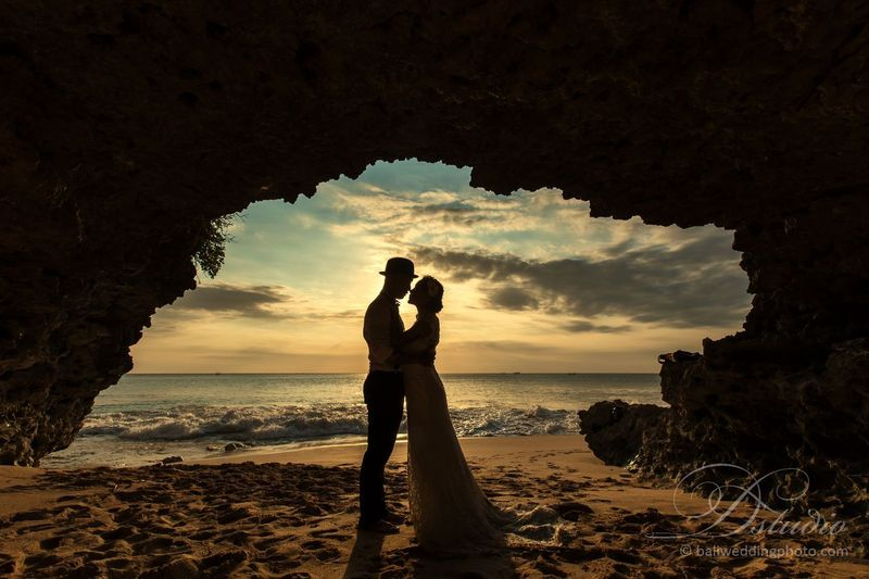 Bali Pre Wedding Photo Gallery  Bali Honeymoon Photos