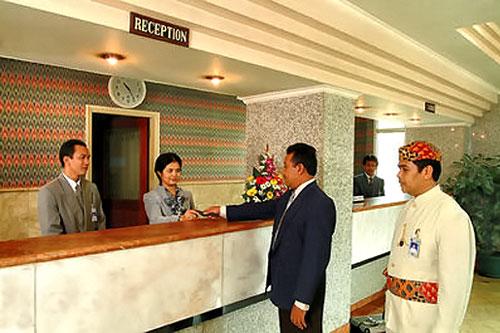 The Patra Jakarta Hotel