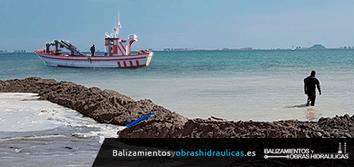 Alquiler barco profesional lista 5° con grúa de carga