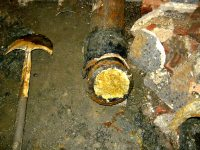 A grease clogged drain is tough to clean, but preventable