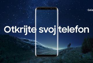 Samsung Galaxy S8 predstavljen