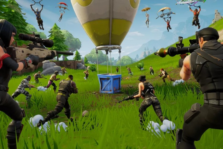 fortnite nema na google play - Slika 1