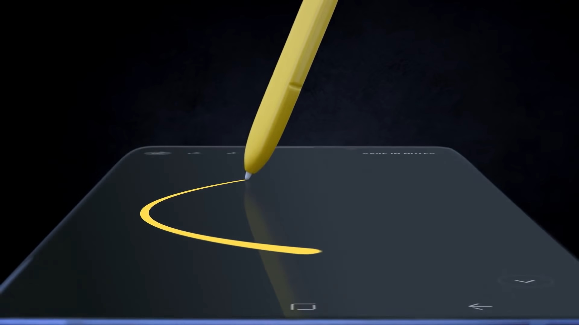 Samsung Galaxy Note 9 video - Slika 1