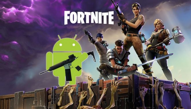 fortnite nema na google play - Naslovna