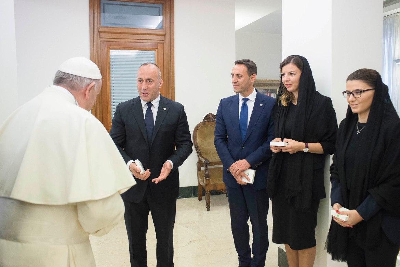 Papa-Haradinaj 2